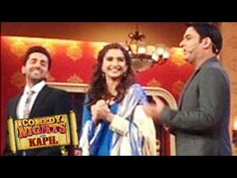 Sonam Kapoor & Ayushmann Khuranna on Comedy Nights with Kapil