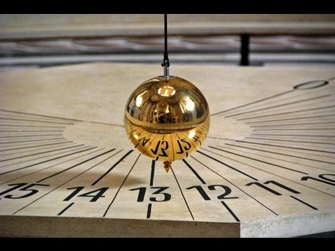 Como hacer un Péndulo de Foucault - Tutorial - Homemade Foucault´s Pendulum