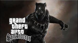 GTA San Andreas Black Panther