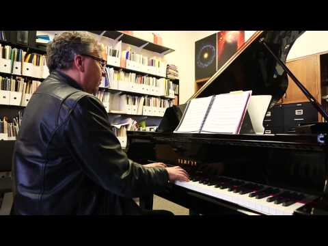 UBC School of Music Series: Part 2: Interview with Dr. Corey Hamm