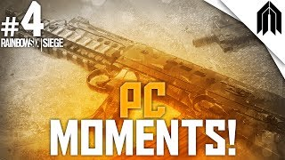 RAINBOW SIX SIEGE PC MOMENTS #4 - XBOX Pro Players Play PC - Operation Health