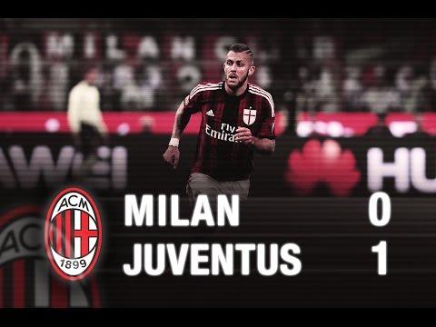Milan-Juventus 0-1 Highlights | AC Milan Official