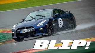 Watch The 2017 Nissan GT-R Lap Spa Francorchamps In The Rain