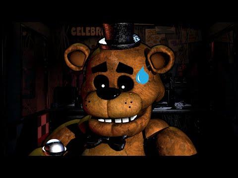 СЕРИЯ ИГР Five Nights at Freddy's ГОВНО???
