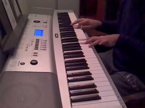 Aate Jate Hasate Gaate - Maine Pyar Kiya - Piano Instrumental...