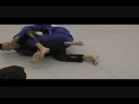 BJJ Training Drills: How to Do a Knee Bar Flow Drill Part 2 Image 1
