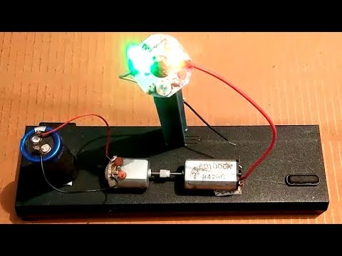 Free Energy Light Bulbs DIY thumbnail