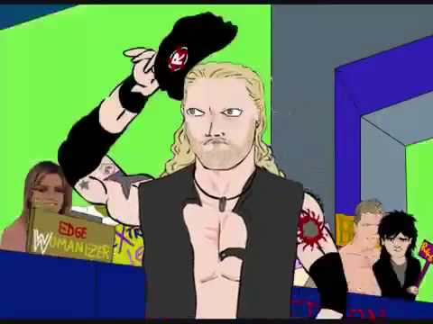 wwe cartoons Video