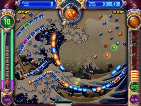 Peggle Extreme Slide Peggle Nights Extreme Slide