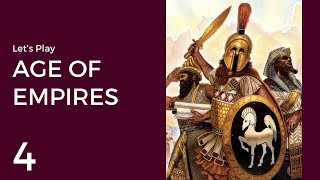 Let's Play Age of Empires #4 | Reign of the Hittites 4: Fall of the Mitanni