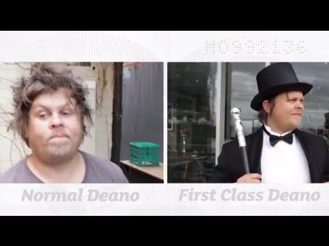 Deano Shows You How To Upgrade Your Life With First Class & $50K