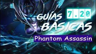 ¿Quieres Ser El Mejor HC? Mira Esta Estrategia Con Phantom Assassin l Guia Básica Hard Carry