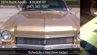1974 Buick Apollo SWEET DRIVER for sale in Mundelein, IL 600