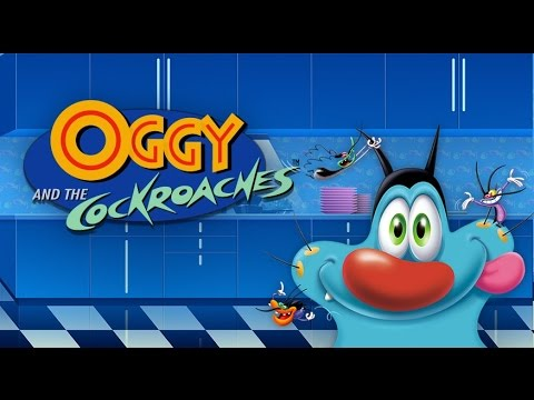 Oggy and the cockroaches games