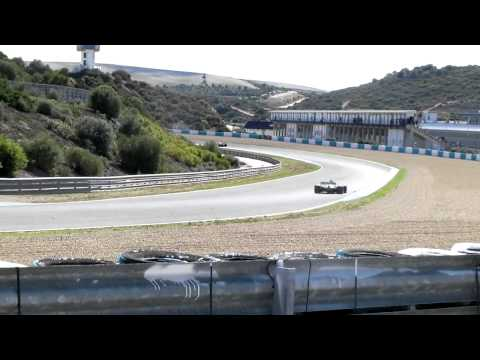 FIA Historic Formula One 2012 - Jerez
