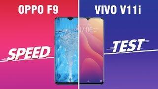 Speedtest Vivo V11i vs OPPO F9: Cùng có chip Helio P60, nhưng ai nhanh hơn?