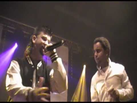 SercO & KevinO - SlamFM OnTour (AliB & YesR Voorprogramma) 26/11/2011
