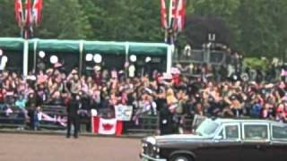 Royal Wedding: Pippa Middleton & Bridesmaids head to Westminster Abbey