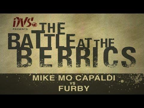Mike Mo Capaldi Vs Furby: BATB1 - Round 1