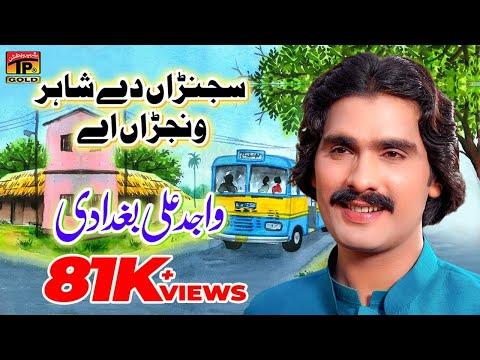 Sajran De Shaher Wanjna Ae - Wajid Ali Baghdadi - Latest Punjabi And Saraiki Song 2016