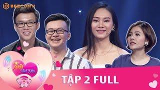 Tần Số Tình Yêu | Tập 2 | Vân Trang xót xa cho cô gái xứ Nghệ đau khổ khi biết mình yêu người có vợ