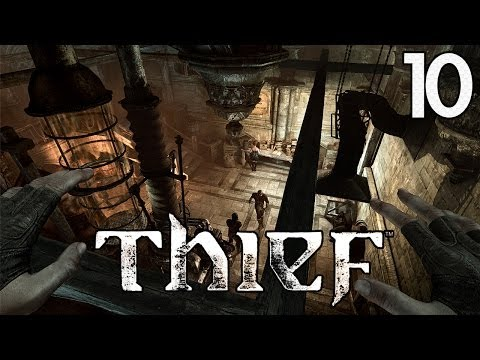 [PS4] Let's Play Thief [10] | 'Blote Tetten!' | Nederlands / Dutch