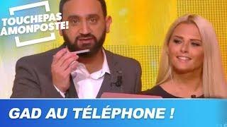 Gad Elmaleh appelle Cyril Hanouna pour parler à Kelly Vedovelli