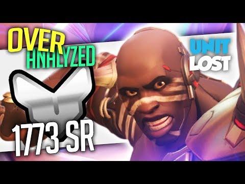 Overwatch Coaching - Doomfist - SILVER 1773 SR - [OverAnalyzed]