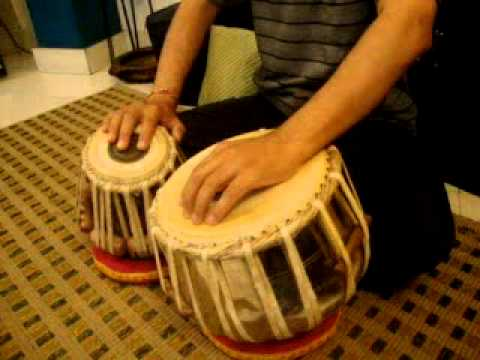 DHEERE DHEERE MACHAL - TABLA INSTRUMENTAL BY RAJIV GOEL