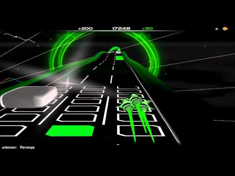 Audiosurf - Revenge (Captain Sparklez) Music Videos