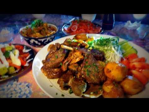 АЗАДА АПА в Карабулаке / Когда хочется наесться мяса