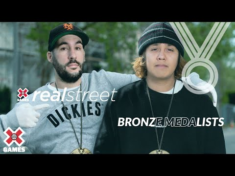 REAL STREET 2020: Bronze Medal Video - Franky Villani | World of X Games