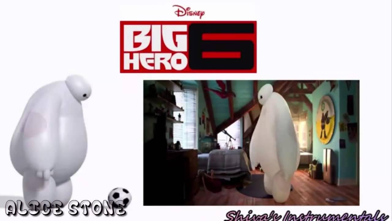 Ten Big Ones Big Hero 6 Scale of One to
