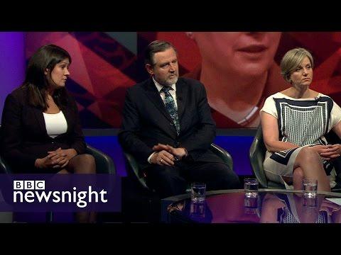 The Labour leadership contest - BBC Newsnight