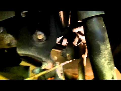 Axle Replacement 2 of 4- 1995 Isuzu Rodeo