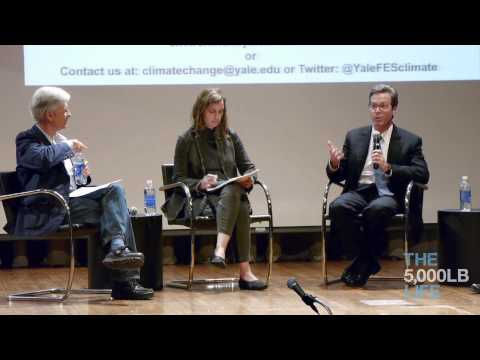 5KL: Climate Change in the American Mind (panel discussion)