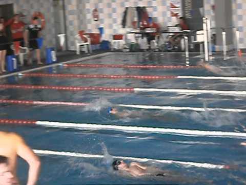 Alhendin natacion -Oscar López Ruiz- Segundo año en Las Gabias