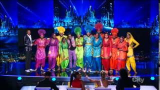 America's Got Talent 2014 Quarterfinal 3 Cornell Bhangra