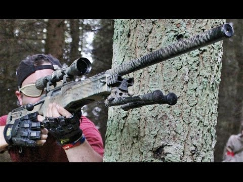 Airsoft Snipers HD