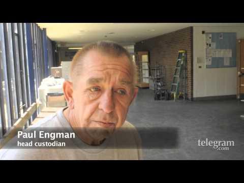 Ashburnham says goodbye to John R. Briggs Elementary School