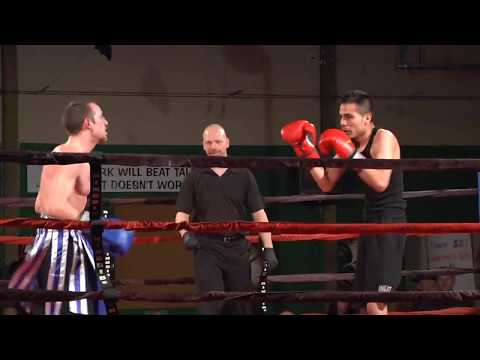 CCMA Friday Night Fights - 04-15-2011 - Marcus Enriquez vs. Johnny Gutez