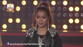 The Voice Cambodia - Final - សង្គៀរបេះដូង - ចំរើន សុភ័ក្ត្រ