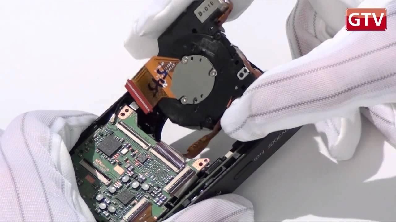 Ремонт фотоаппарата самсунг своими руками