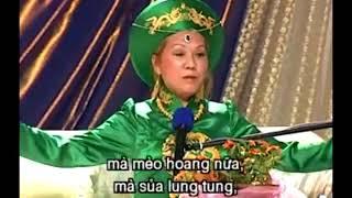 LòngTri Ân Mang Vinh Quang ChoThế Giới - Sư PhụThanh Hải gặp Đồng Tu Âu Lạc tạiThái lan , năm 2006.