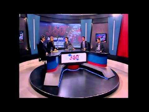 Debate 360 Grados: Crisis carcelaria - posible nueva derrota de Colombia ante La Haya.