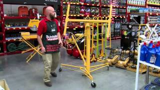 Tips for Using a Panel Lift - DIY at Bunnings