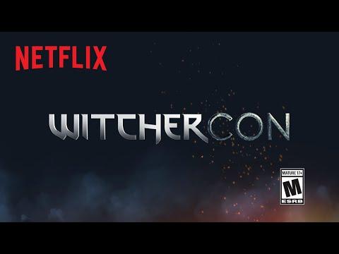 WitcherCon Stream 2   The Witcher   Netflix