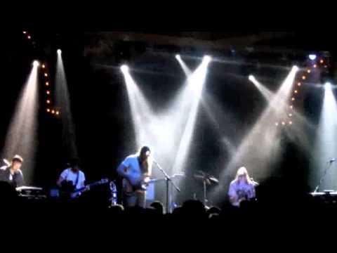 Menomena - Giftshoppe - Crystal Ballroom - Portland, OR 2012-11-02