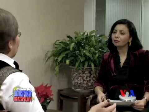 Roza Otunbayeva bilan suhbat, Amerika Ovozi/Interview with Roza Otunbayeva, VOA Uzbek