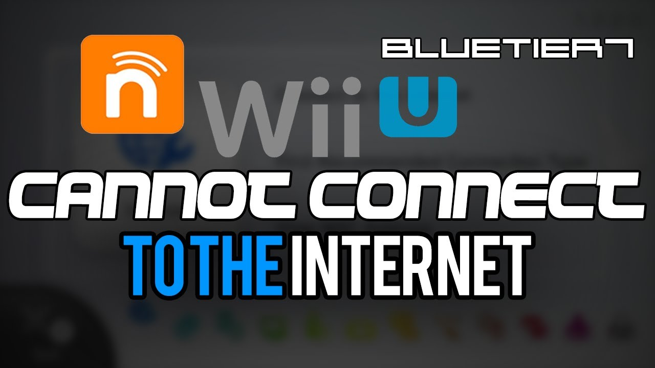 quick fix wii u cannot connect to internet wii u console how to australia youtube. Black Bedroom Furniture Sets. Home Design Ideas